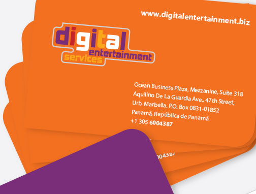 Digital Entertainment Services